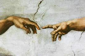 The Holy Touch