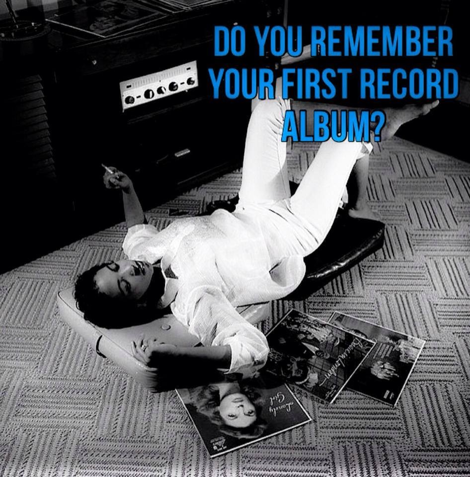 Do You Remember The First Record You Ever Bought